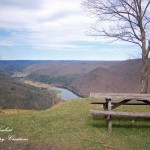 Kettle Creek Clinton County Scenic Overlook