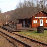 Railroads, Train Depots, Oil Creek State Park
